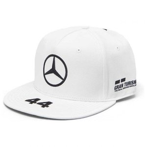 Mercedes Mercedes RP Lewis Driver Flatbrim Cap