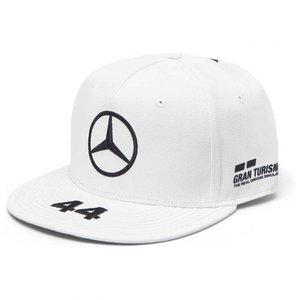 Mercedes MAPM RP Lewis Driver Flatbrim Cap