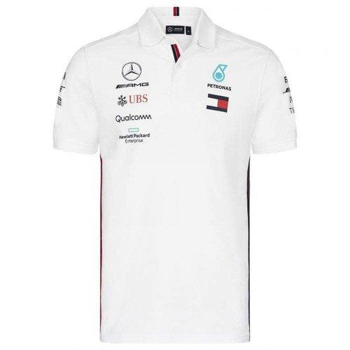 Mercedes MAPM RP Mens Polo