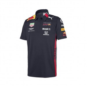 Red Bull Racing Red Bull Racing  Mens Teamline Polo
