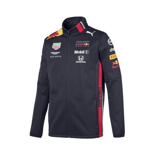 Red Bull Racing RBR Mens Teamline Softshell