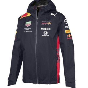 Red Bull Racing RBR Teamline Rain Jacket