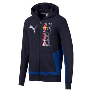 Red Bull Racing RBR Logo Sweat Jacket