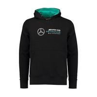 Mercedes FW Men Logo Hoody