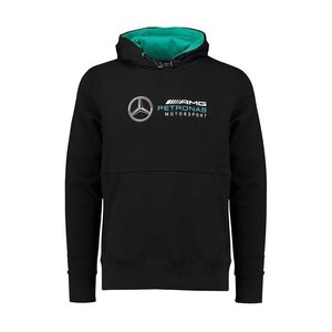 Mercedes Mercedes FW Men Logo Hoody
