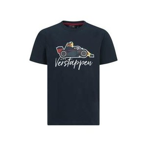 Red Bull Racing RBR FW Kids Verstappen Car Tee