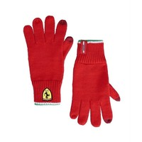 Ferrari Knitted Touch Gloves