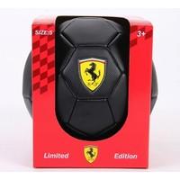 Ferrari Voetbal Zwart maat 3