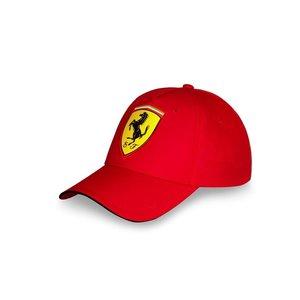 Ferrari Ferrari Carbon Cap Rood