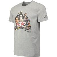 Max Verstappen T-Shirt 33 Grijs