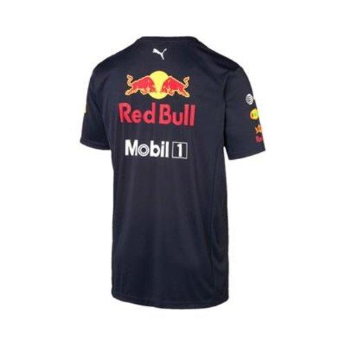 Red Bull Racing RBR Mens Teamline T-Shirt