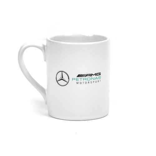 Mercedes Mercedes FW Logo Mug Wit