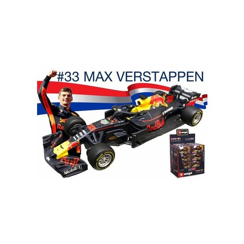 Red Bull Racing RB14 1/43 Burago