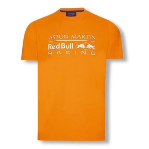 Red Bull Racing RBR Verstappen Tee Oranje