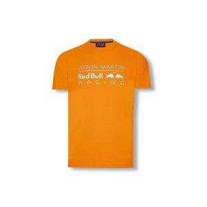 Red Bull Racing RBR Verstappen T-shirt Oranje logo