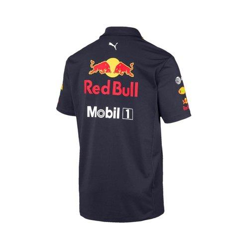 Red Bull Racing Red Bull Racing Mens Teamline Polo