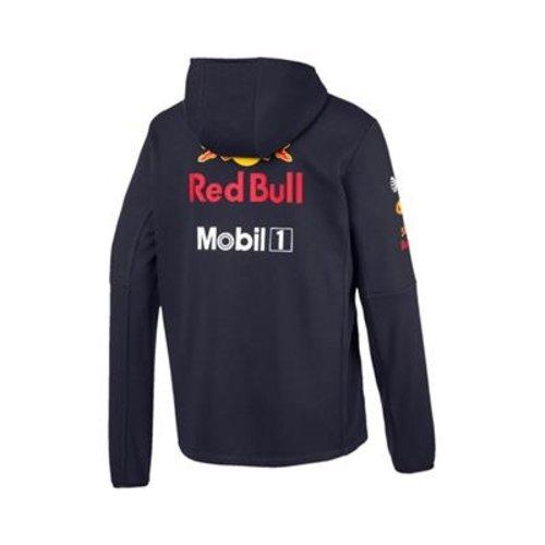 Red Bull Racing RBR Mens Teamline Hooded Sweat Jacket