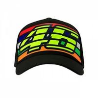 VR46 Rossi Black Stripes