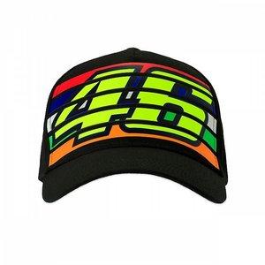 Valentino Rossi VR46 Rossi Black Stripes