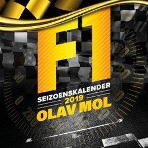 F1 Kalender 2019 Olav Mol