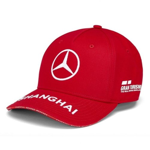 Mercedes MAPM Lewis BB Cap China
