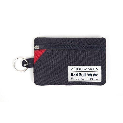 Red Bull Racing RBR FW Coin Wallet Keyring