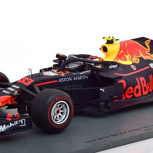 Spark RB14 Max Verstappen Mexico Winner 2018 1/18 Spark