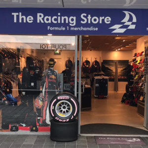 The Racing Store Cadeaubon