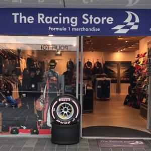 The Racing Store Kadobon (alle bedragen mogelijk)