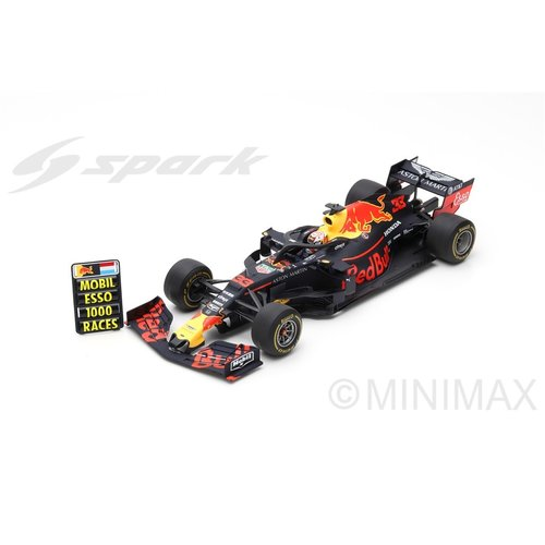 Spark Spark RB15 Chinese GP 2019 1:18 Max Verstappen