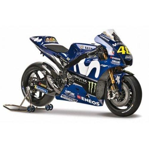 Valentino Rossi VR46 Rossi Schaalmodel 1:18