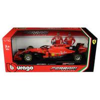 Ferrari Burago Leclerc 2019  1:18
