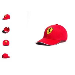 Ferrari Ferrari Classic Cap rood