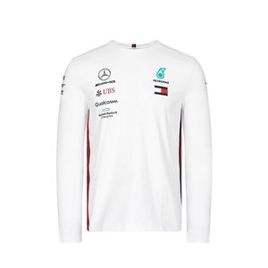 Mercedes Mercedes Driver Long Sleeve wit