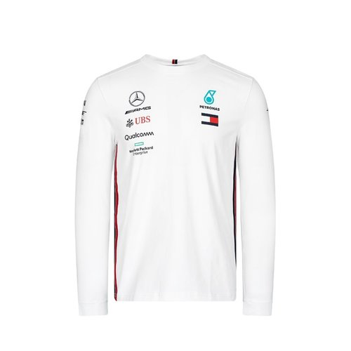 Mercedes Mercedes Driver Long Sleeve wit S
