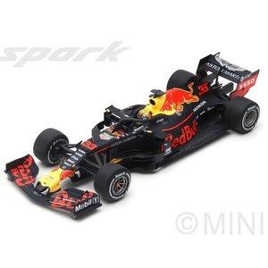 Spark Max Verstappen Spark RB15 Winnaar Oostenrijk 2019 1:18