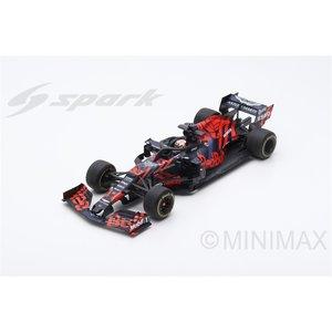 Spark RB15 Max Verstappen Shakedown Spark 2019 1:18