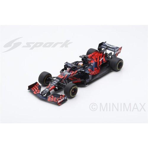 Spark Max Verstappen Spark RB15 Shakedown 2019 1:18