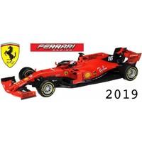 Ferrari Burago 1:43 Leclerc 2019