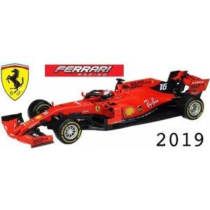 Ferrari Ferrari Burago 1:43 Leclerc 2019