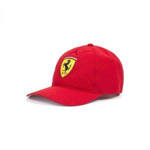 Ferrari Ferrari Quilt Cap Rood