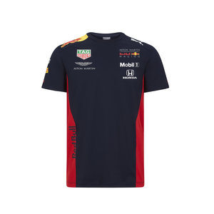 Red Bull Racing Red Bull Racing Teamline T- Shirt 2020