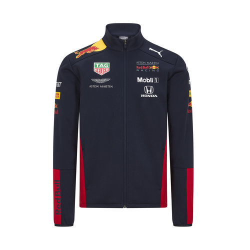 Red Bull Racing Red Bull Racing Teamline Softshell 2020