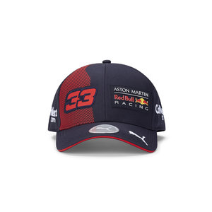 Red Bull Racing Max Verstappen Kids Cap Bol