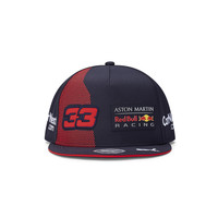 Red Bull Racing Max Verstappen Kids Cap Plat