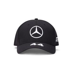 Mercedes Mercedes Lewis Hamilton Cap Bol Zwart 2021