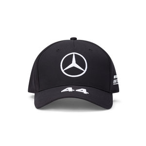 Mercedes Mercedes Lewis Hamilton Cap Bol Zwart