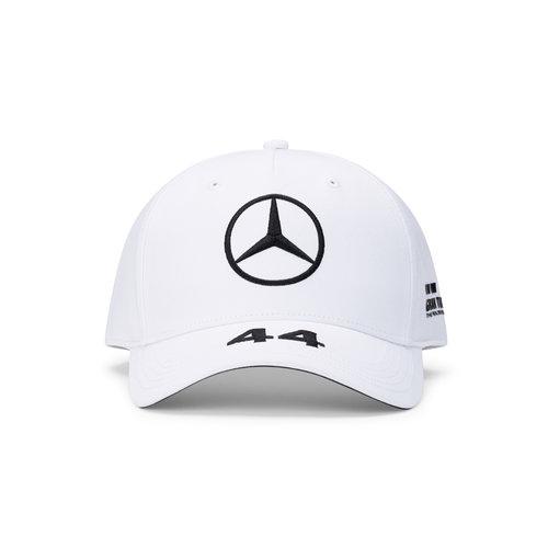 Mercedes Mercedes Lewis Hamilton Cap Bol Wit