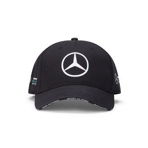 Mercedes Mercedes Team Cap Zwart