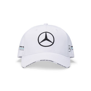 Mercedes Mercedes Team Cap Wit